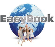 EasyBook Property Management System logo