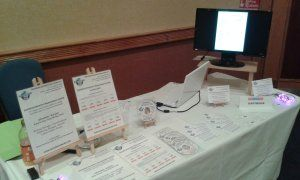 EasyBook at the StayBlackpool 2015 Open Day - Stand Side Shot